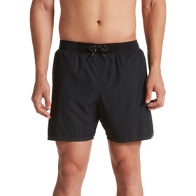 "Nike Swim Linen Blade 5"" Volley Shorts Herren black"
